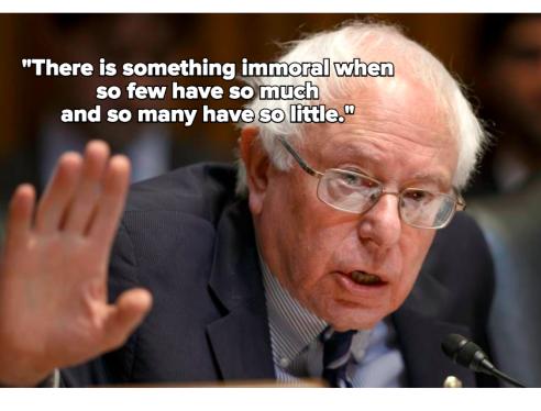 Bernie is Bae 8