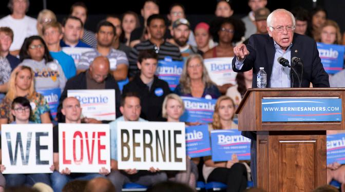 Why Millennials are 'Bern-ing' for Bernie